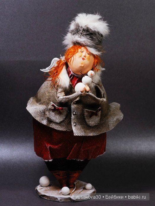 """""""Галя,не жри!"""" или куклы от дуэта «Ани и Мани» / Оригинальные и смешные авторские куклы / Бэйбики. Куклы фото. Одежда для кукол"""