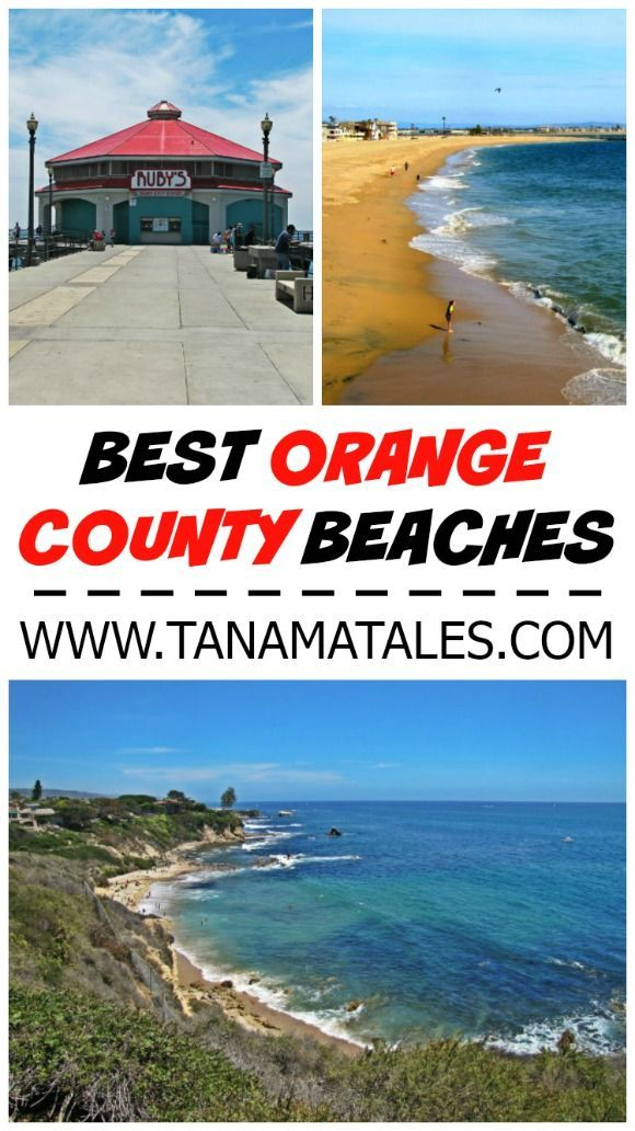 Things to do in Orange County (or Los Angeles) - Here is the ultimate guide to the best Orange County's beach towns. There are 42 miles of coastline to enjoy the sand, sea and sun.
