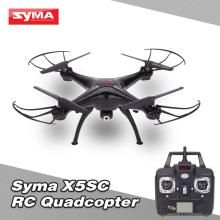 SYMA X5SC 2.4G 4CH 6-Axis Gyro R/C Quadcopter RTF Drone with HD 2.0MP Camera Throwing Flight Headless Mode and 3D Eversion