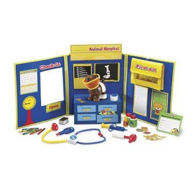 Pretend & Play Animal Hospital