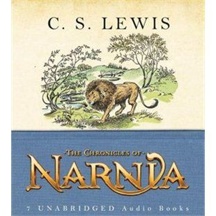 The Chronicles Of Narnia Cd Box Set: Unabridged Audio Box Set