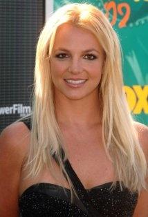 Britney Spears blonde