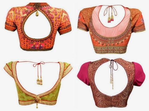 Tarun Tahiliani Blouse Designs
