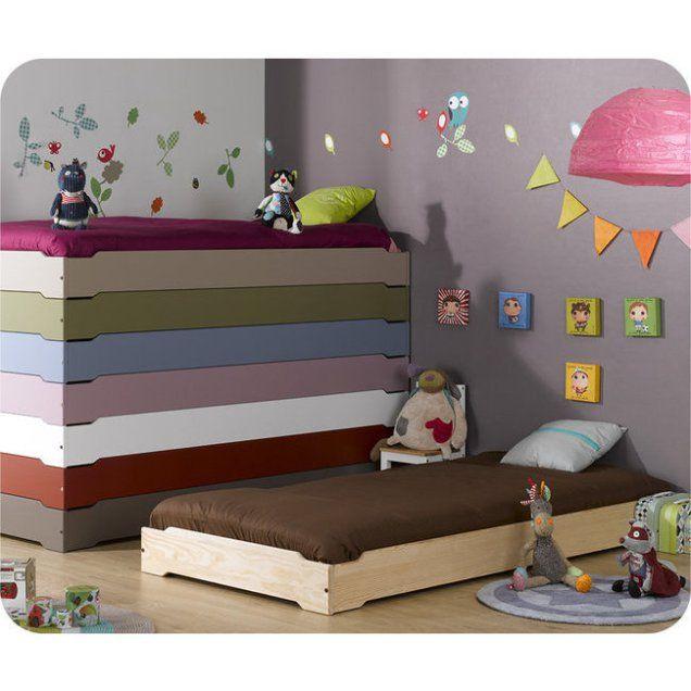 Mais de 1000 ideias sobre cama montessori no pinterest - Camas para bebe ...