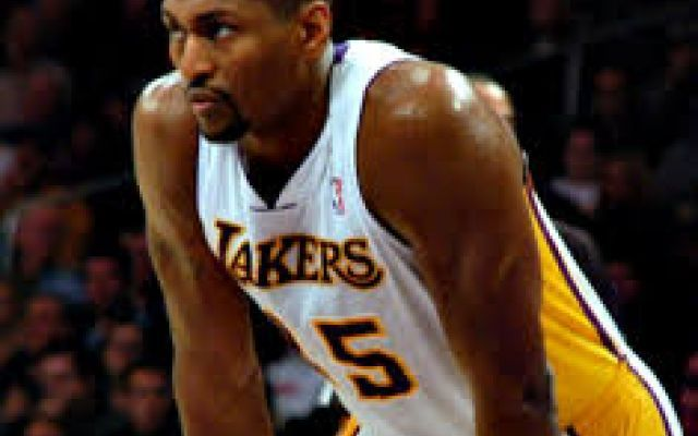 Metta World Peace Pips Jabari Brown For Final Lakers Roster Spot - http://www.morningnewsusa.com/metta-world-peace-pips-jabari-brown-for-final-lakers-roster-spot-2341182.html