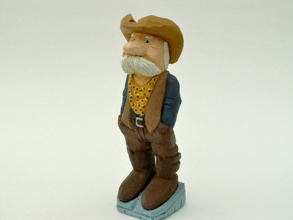 Best carved cowboys images on pinterest