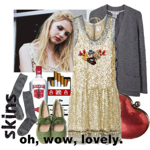 Cassie style - skins by barbarajoyy on Polyvore