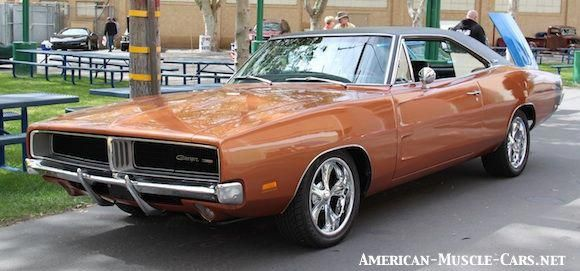 1969 Dodge Charger R T American Muscle Cars Net Is An Online