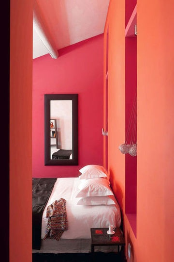 Oltre 25 fantastiche idee su Camere da letto arancione su ...