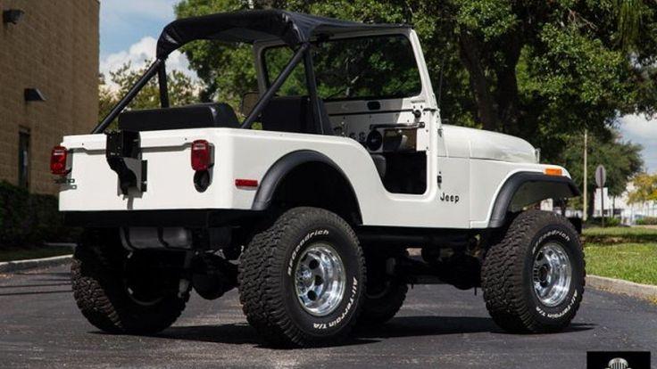 1977 jeep cj5 for sale near orlando florida 32837