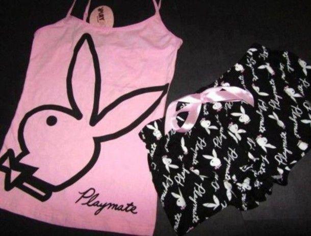 Shorts: play boy, play mate, playboy, playmate, short, pajamas ...