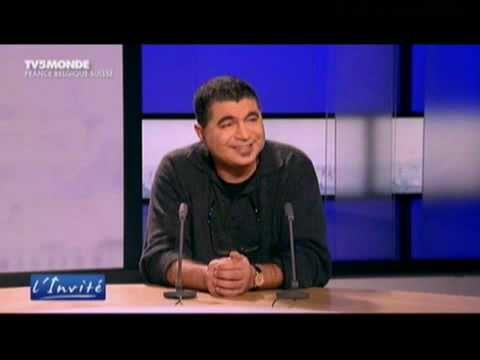 """Mahi BINEBINE : """"J'écris en pensant aux enfants des bidonvilles de Casablanca""""19/02/10"""