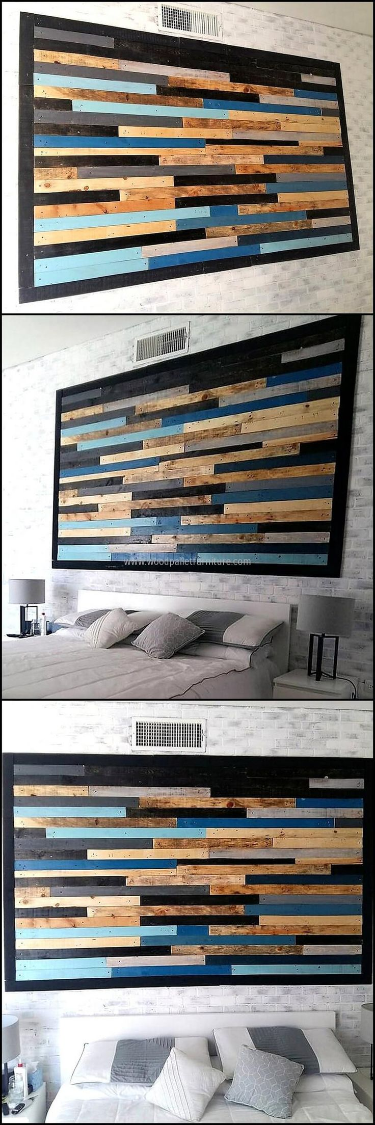532 best Wooden Pallet Crafts images on Pinterest