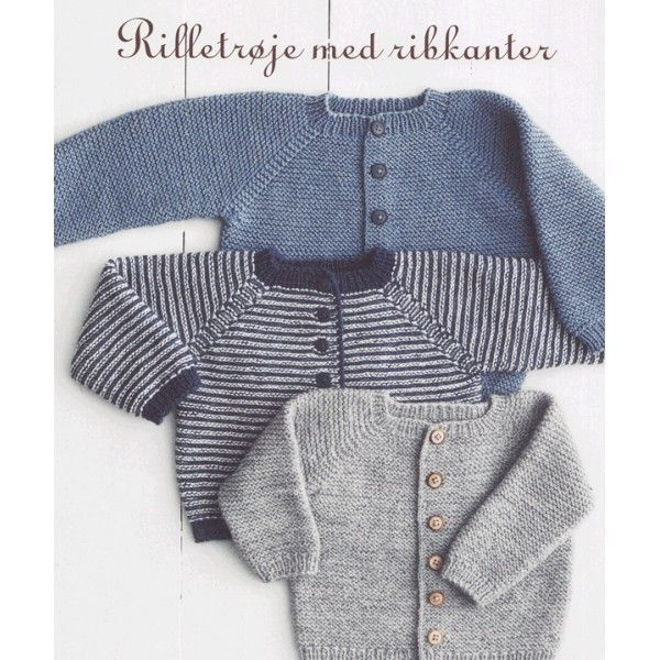 "Lene Holme Samsøe - she makes the best patterns - simple and beautiful :) [ ""Ravelry: Rilletrøje pattern by Lene Holme Samsøe"", ""Babystrik på Pinde køb Lene Holmes strikkehæfte her"", ""Knitted baby cardigan by Lene Holme Samsø."", ""Wintery Melbourne winds has us feeling the warmth of these baby knits."", ""Baby Cardigan in 4 ply"", ""inspiration for my neck-down-sweater-knitting"", ""Pattern includes instructions for two finishings of this garment."", ""Un p"