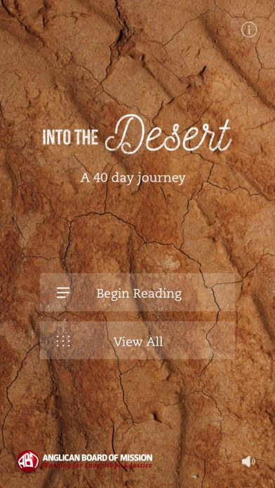 Lenten Reflection App from Anglican Board of Mission