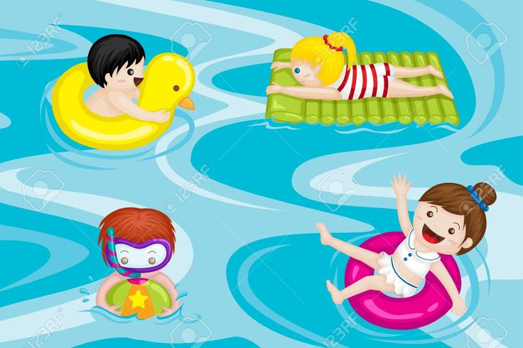 13042911-Una-illustrazione-vettoriale-di-bambini-che-nuotano-in-piscina-Archivio-Fotografico.jpg (1300×866)