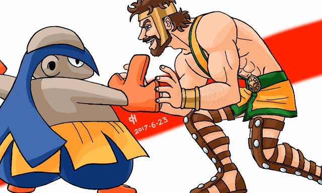 The Icecypher: Marvel Comics and Nintendo: Hercules and Hariteyam...