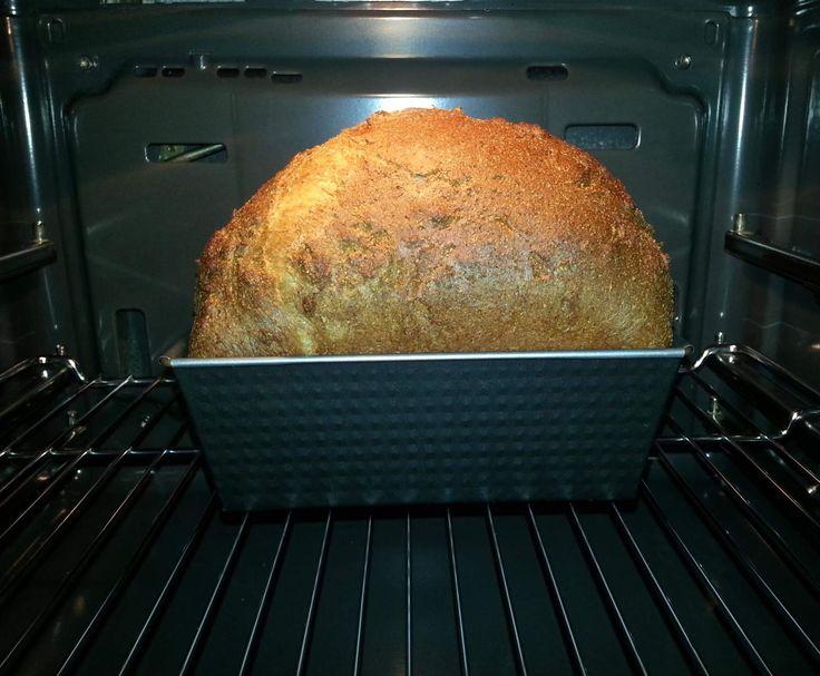 Rezept Mandel-Brot Milchfrei - Mehlfrei von mellie74 - Rezept der Kategorie Brot & Brötchen