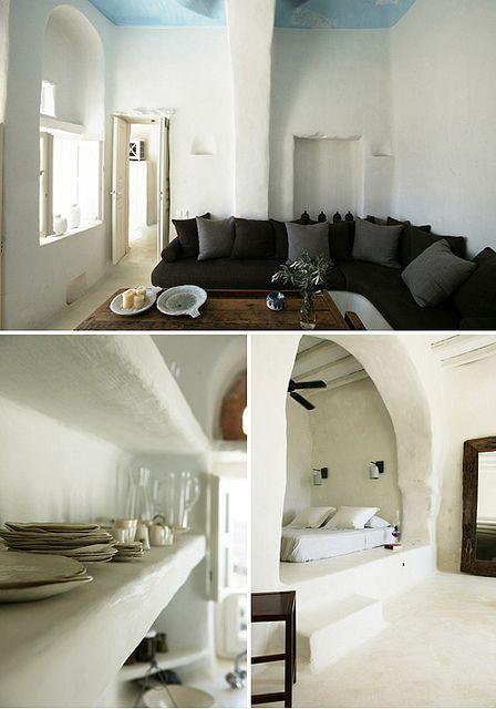 living y cuarto (studio)... idea para primer planta