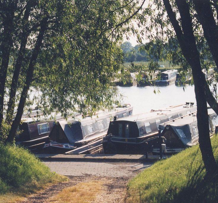 Calcutt Boats Ltd Tomlow Road CV47 8HX  www.calcuttboats.com #marina #narrowboat