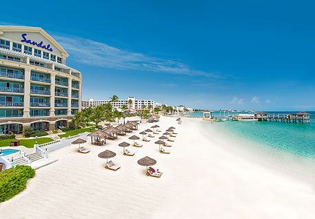 Bahamas All Inclusive Vacations at Sandals Royal Bahamian Resort ~ Sandals Resort