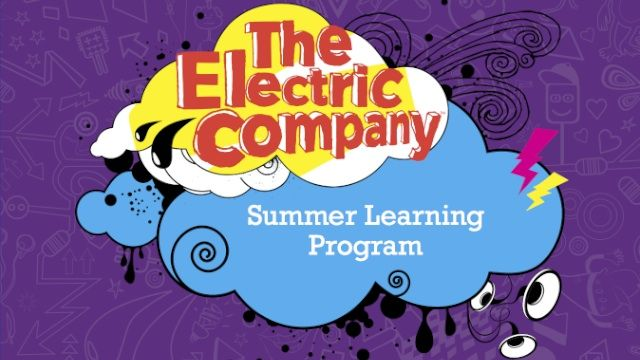 The Electric Company: Summer Learning Program | PBS KIDS Lab