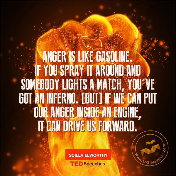 Sayings About Anger And Rage: An Interesting Way To Explain Positive Aspect
