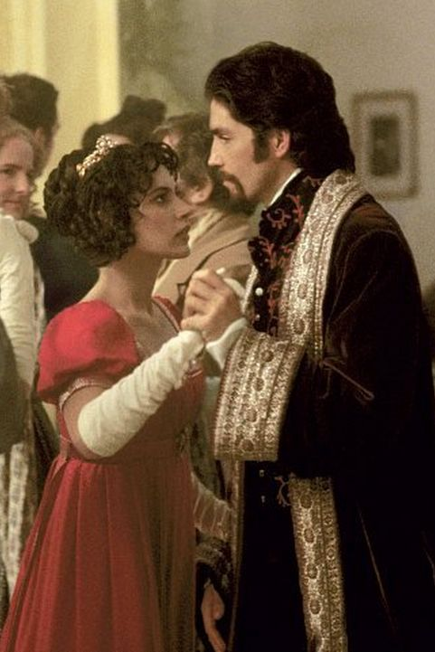 "Mercedes and Edmond | The Count Of Monte Cristo, not worried about the link, but this image can be used for VTS. Eventhough it isn't ""art,"" it would be great to get students thinking about their characters on a deeper level."