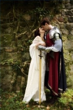 I want a Knight in shining armor - I want to be rescued, even if I don't need it.  Is that such a bad thing sometimes?