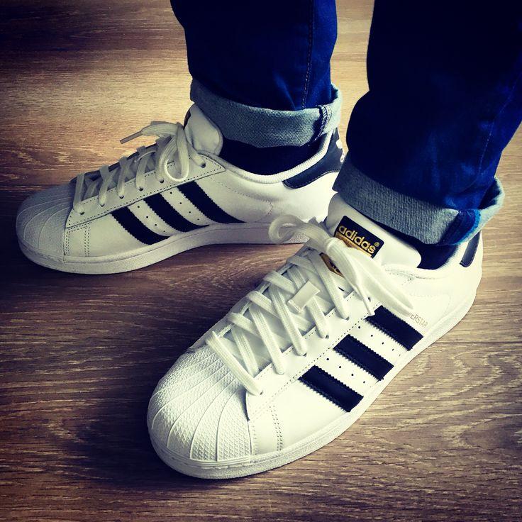 adidas original superstar sneakerzz pinterest superstar adidas and originals. Black Bedroom Furniture Sets. Home Design Ideas