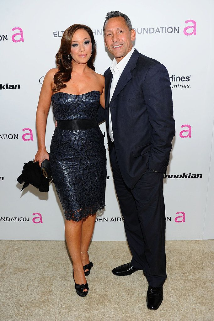 Leah Remini and Angelo Pagan tied the knot at the Four Seasons in Las Vegas in July 2003. Her wedding was documented in a TV special for VH1.