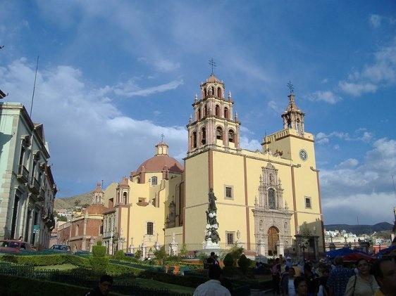 Guanajuato, Mexico, Trip, Travel, Tourist Attraction ... |Guanajuato Historical Places