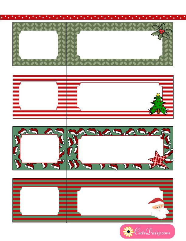 Address Labels on Pinterest   Christmas Return Address Labels, Address ...