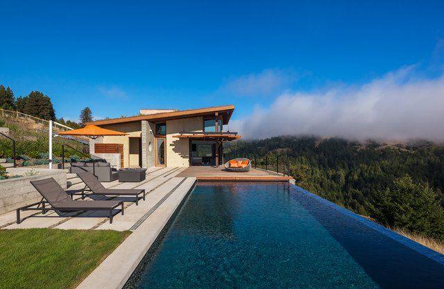 Pool Design Ideas For Mountain Houses