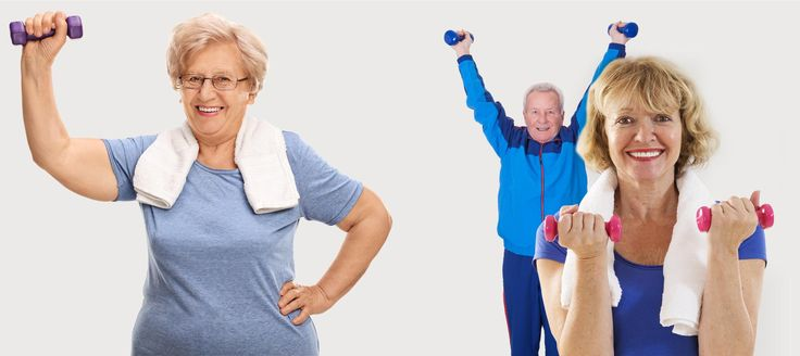 Our professional trainers aim to improve the well-being & health of senior citizens. https://goo.gl/8O6yn7  #SeniorFitnessCarlton