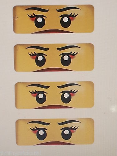 girl ninjago eyes