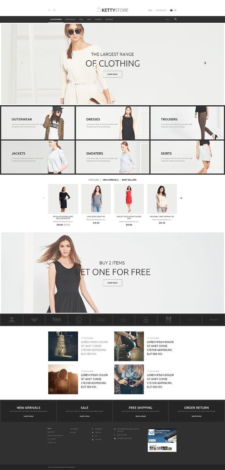 KettyStore PrestaShop Theme #dress #clothes #omlineshop http://www.templatemonster.com/prestashop-themes/55212.html?utm_source=pinterest&utm_medium=timeline&utm_campaign=55212