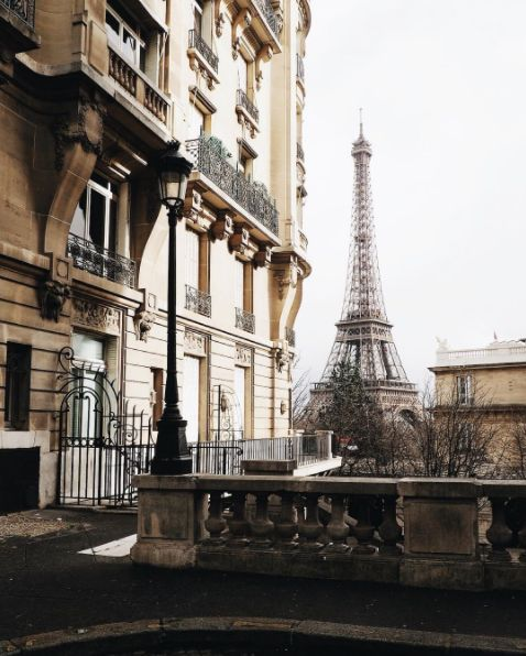 Avenue de Camoëns | Paris