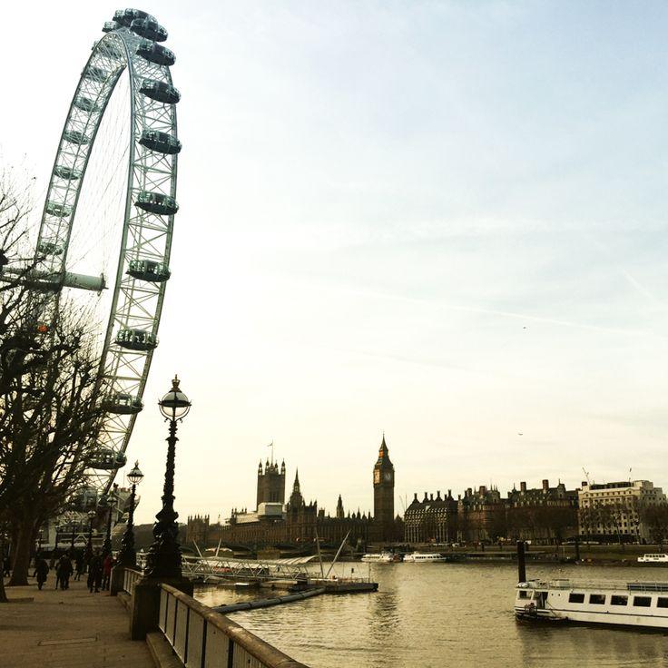 The Getaway Diaries | London getaway for New Years