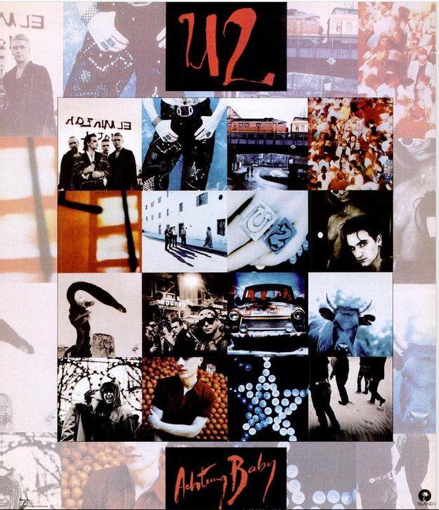 "U2, ""Achtung Baby"" [1991]"