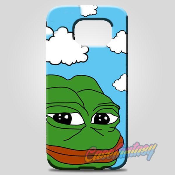 Pepe The Frog Meme Samsung Galaxy Note 8 Case Case | casefantasy