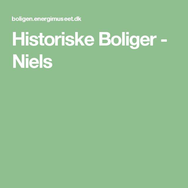 Historiske Boliger - Niels