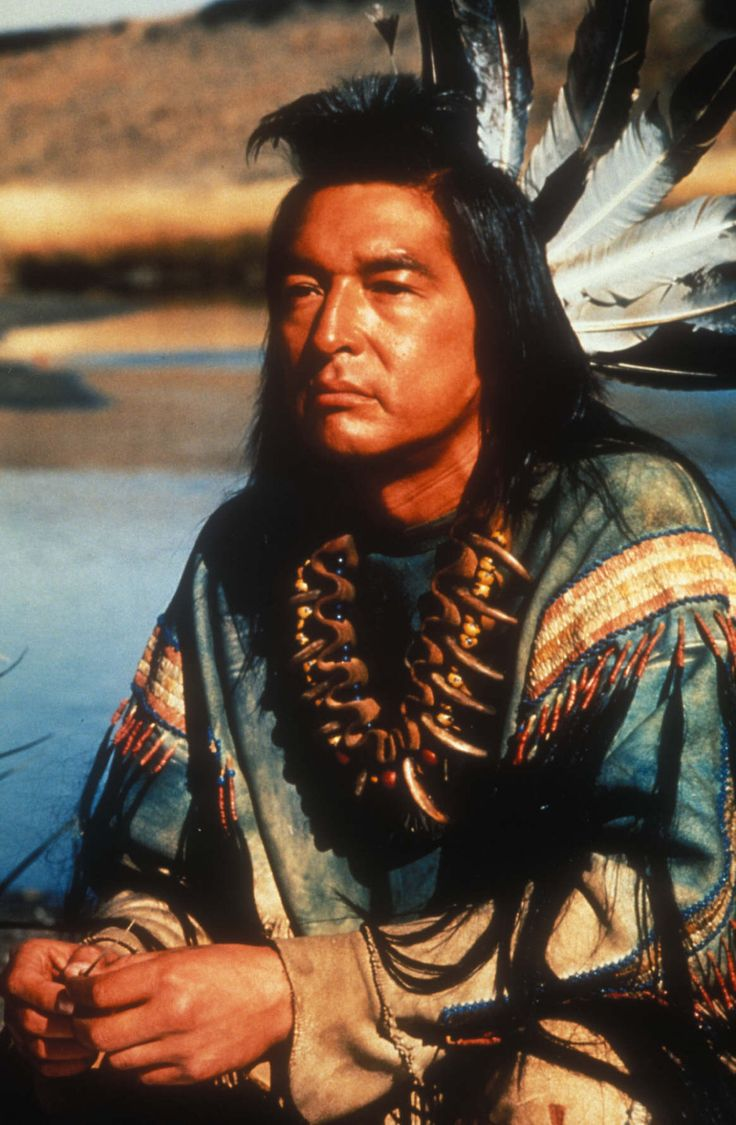 """Dances with Wolves (1990). One of the best with the wonderful Graham Greene as """"Kicking Bird""""'........"""