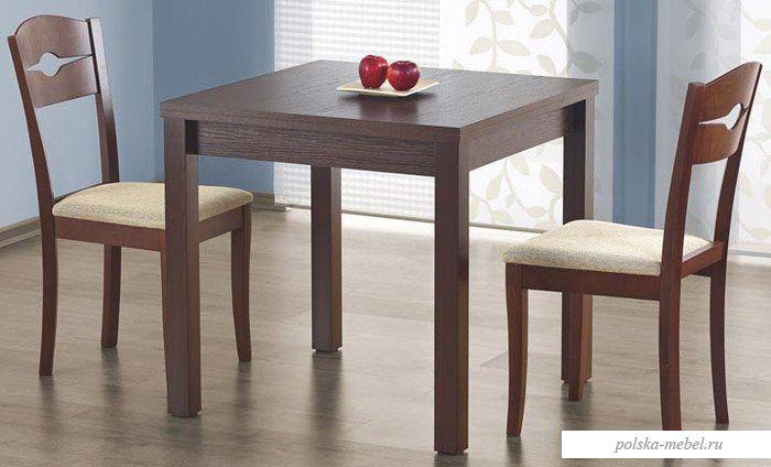 стол обеденный Halmar Gracjan раскладной белый в каталоге