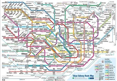 «Золотая неделя» в Японии. Техническая часть поездки. Часть 1 - Шалтай Константин Болтай