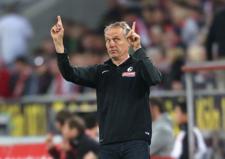 Christian Streich - Coach SC Freiburg