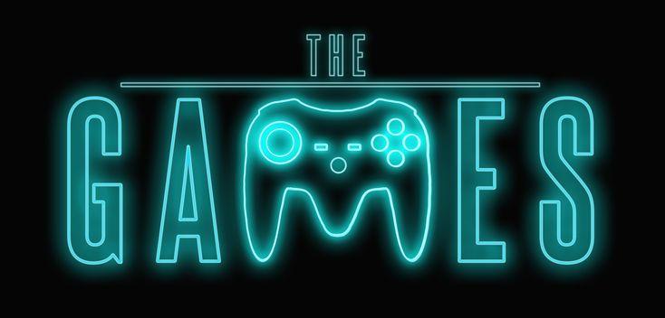 game logos | The Games Logo | Logos | Pinterest | Cool ...