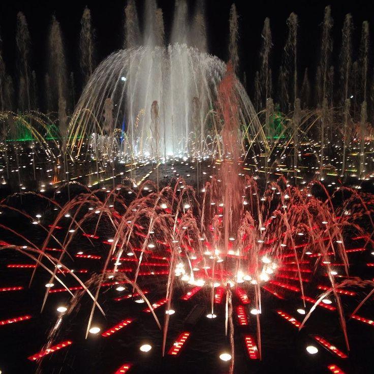 #царицыно #царицынопарк #москва #россия #tsaritsyno #moscow #russia #fountain #fountains