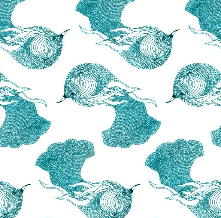 Les 25 meilleures id es concernant papier peint turquoise sur pinterest origine sarcelle - Papier peint bleu turquoise ...