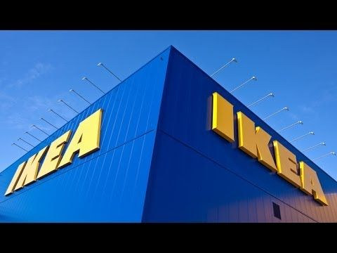 Excellent HD video all about Ikea - design and make.